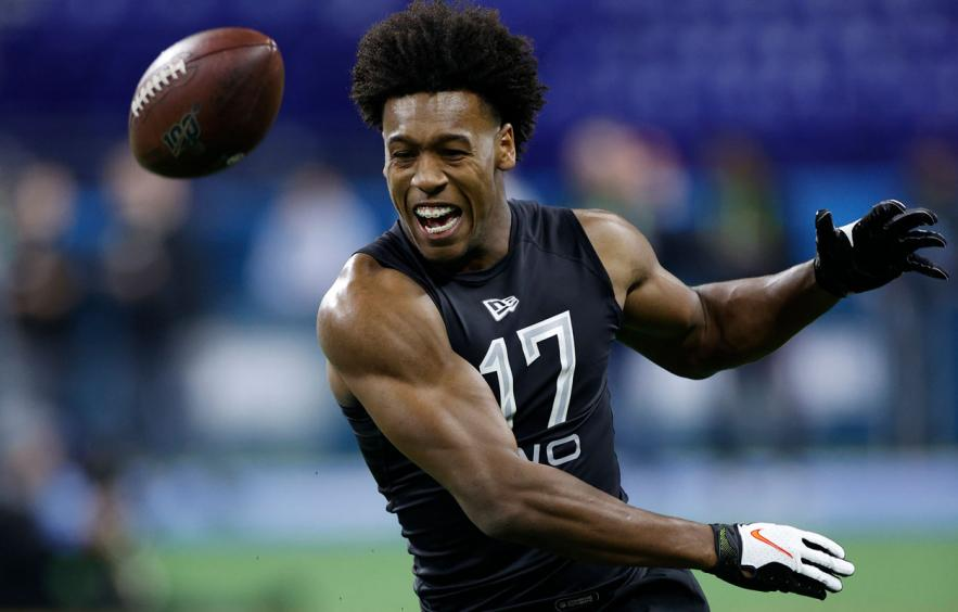 Forecasting 2020 NFL Rookie WR Success: 3-Year Model