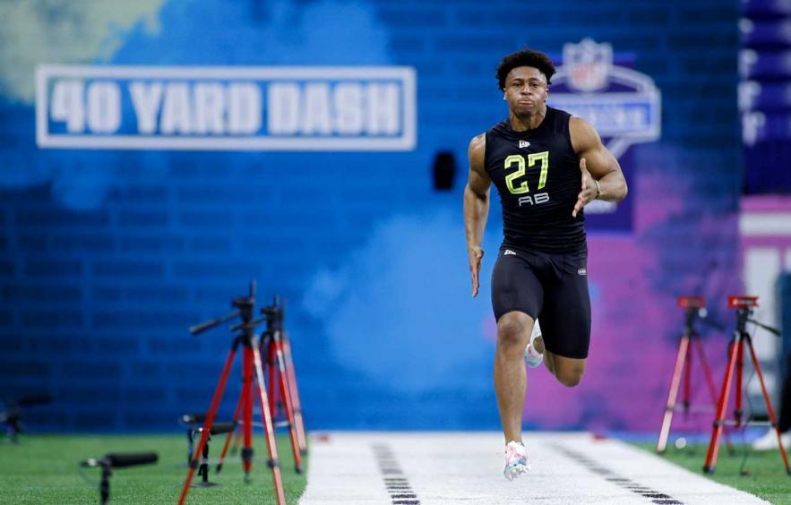 Post NFL Draft, 4-Round Rookie Mock Draft