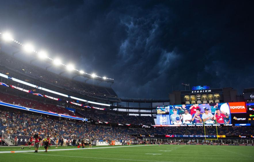 Fantasy Football Weather Report: Week 2