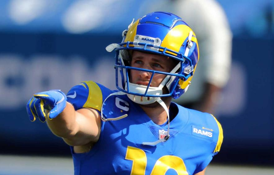 DFS Core Four Plays and Value Stacks: Week 2