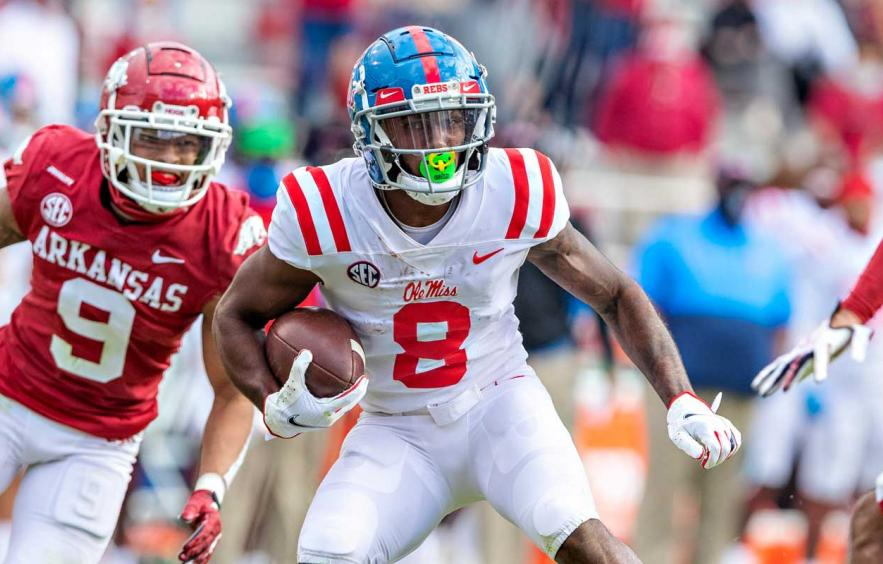 Can Elijah Moore Emerge as New York's Top Receiver?