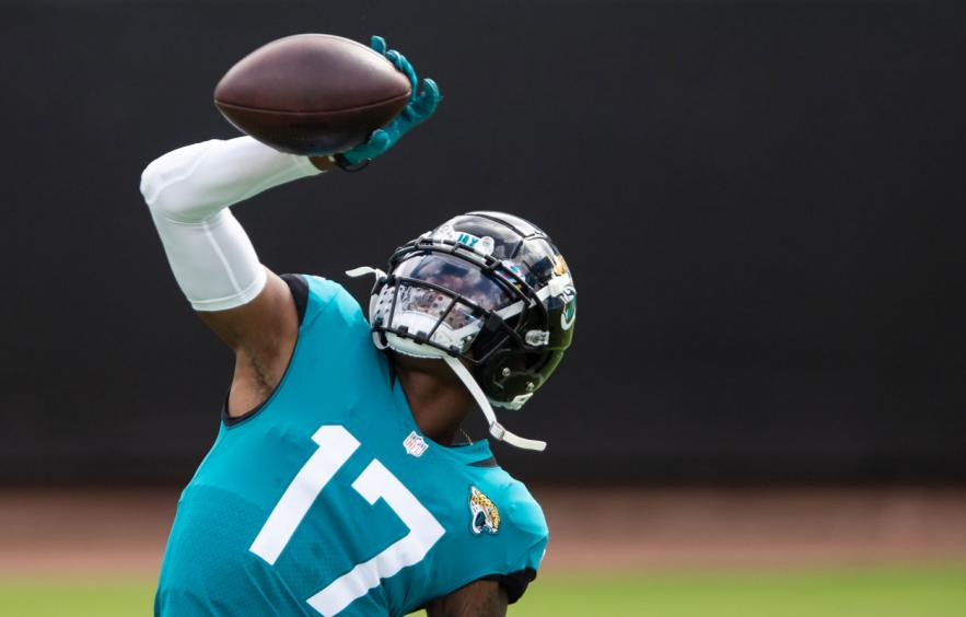 Don't Forget About D.J. Chark in Jacksonville