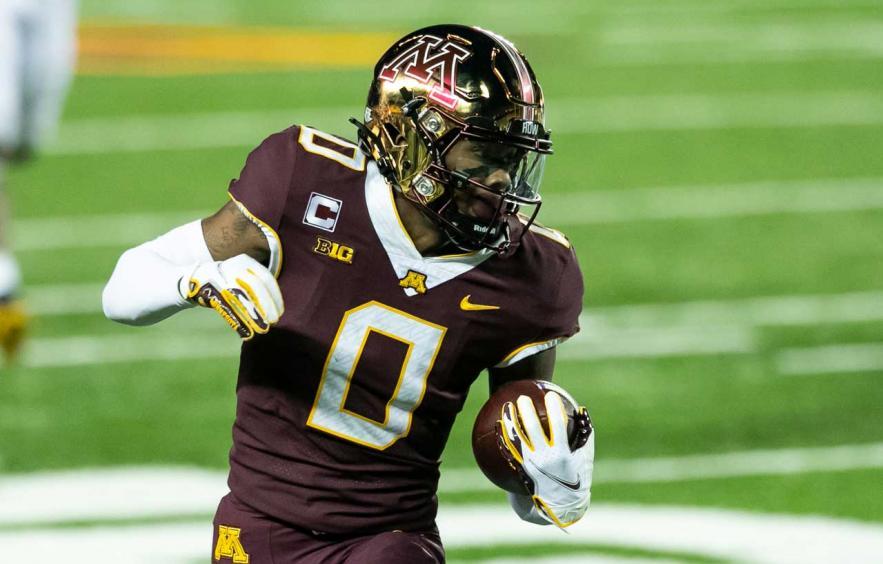 2021 NFL Draft Bets: Denver's Pick, Rashod Bateman vs. Kadarius Toney