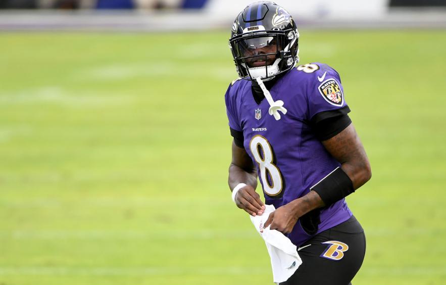 Monday Night DFS Single Game Breakdown: Ravens at Raiders