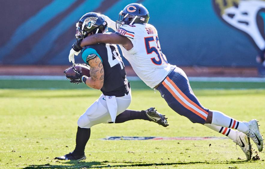 Three-Down Linebackers for 2021 IDP Leagues