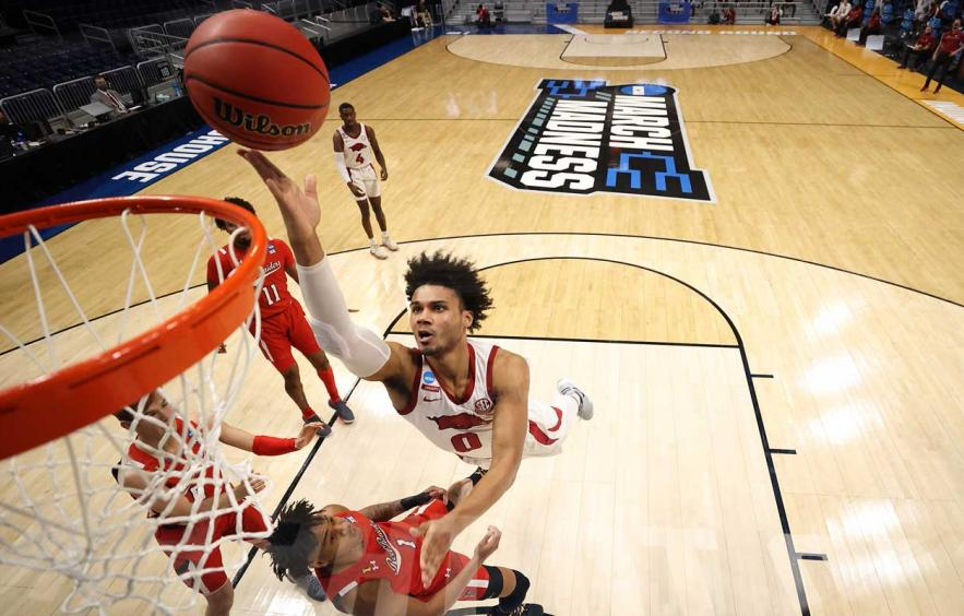 2021 NCAA Tournament Sweet 16 Bets: Day 1