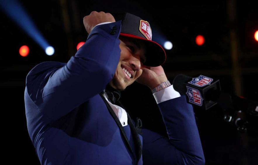 Post-NFL Draft 1QB Rookie Mock