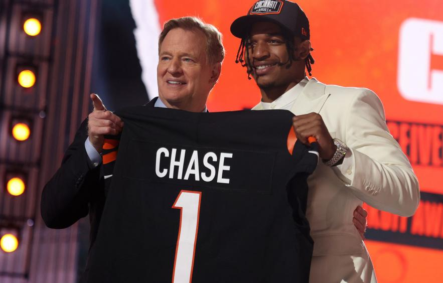Ja'Marr Chase: Another Alpha in Cincinnati