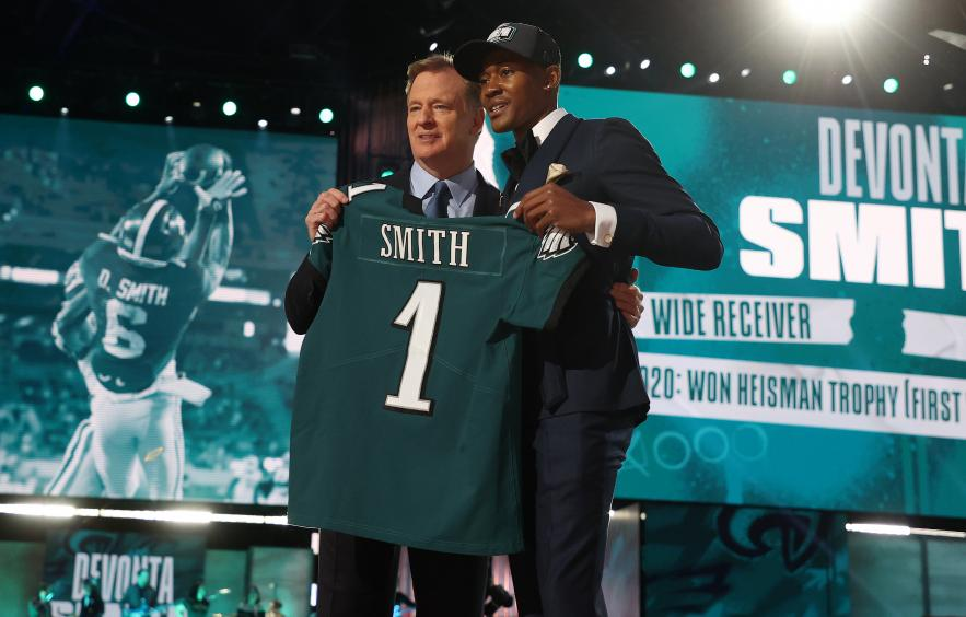Forecasting 2021 NFL Rookie WR Success: 3-Year Model