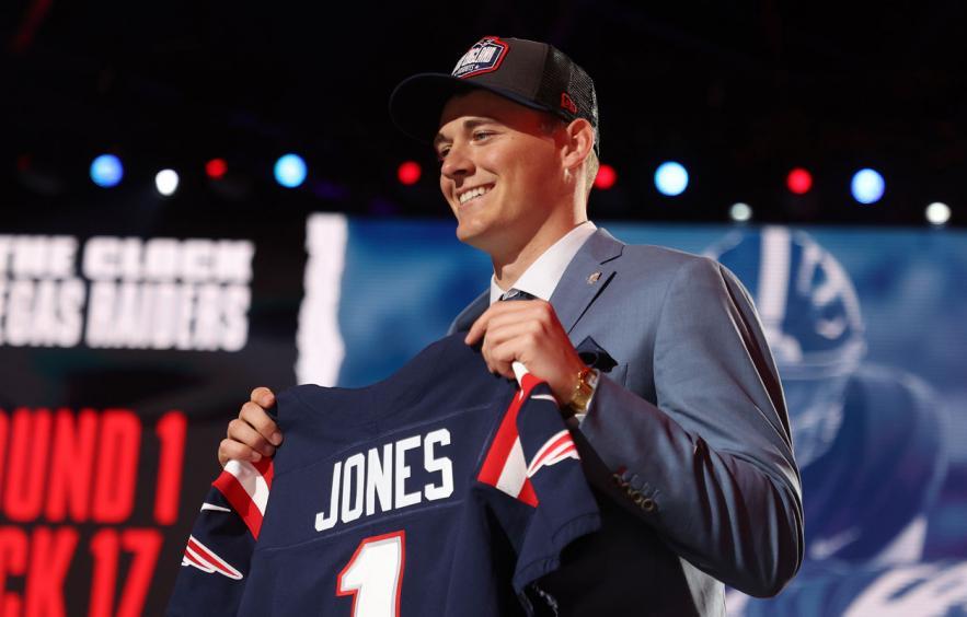 Mac Jones: Patriots Heir Apparent