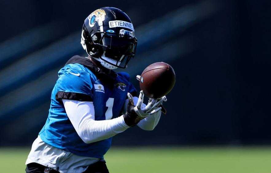 Travis Etienne Will Demand Touches in Jacksonville