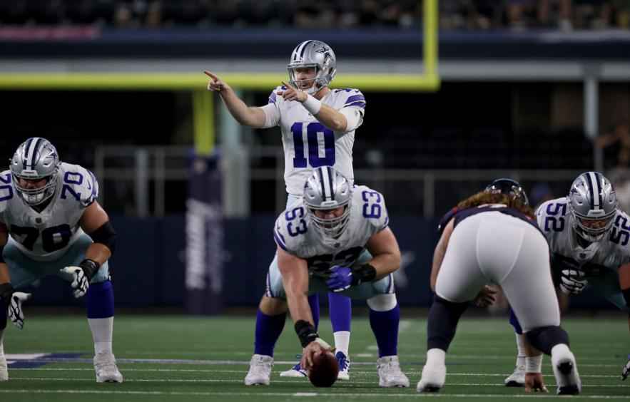 NFL Preseason DFS Week 3 Breakdown: Sunday Slate