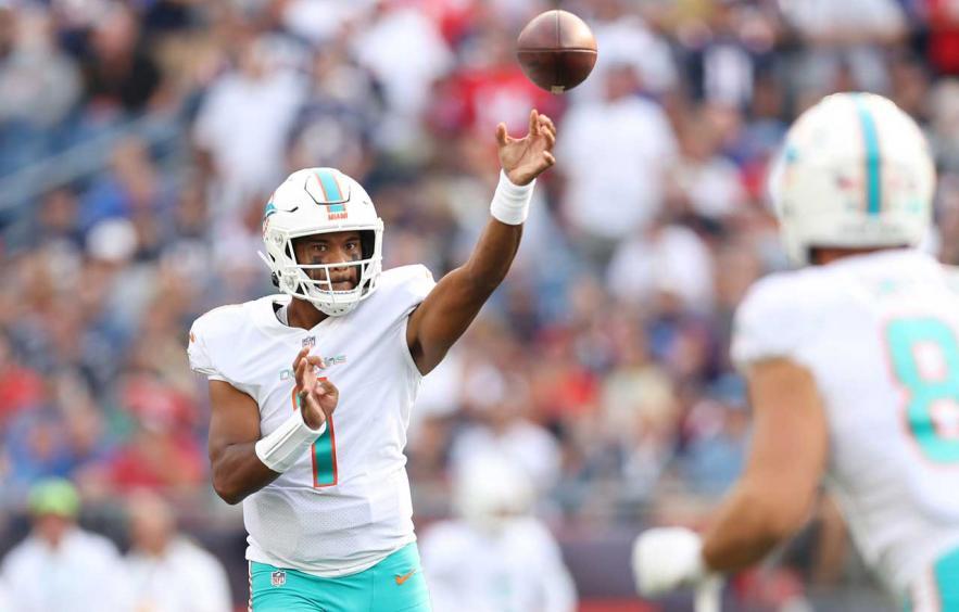 NFL Week 2: Spread Bets