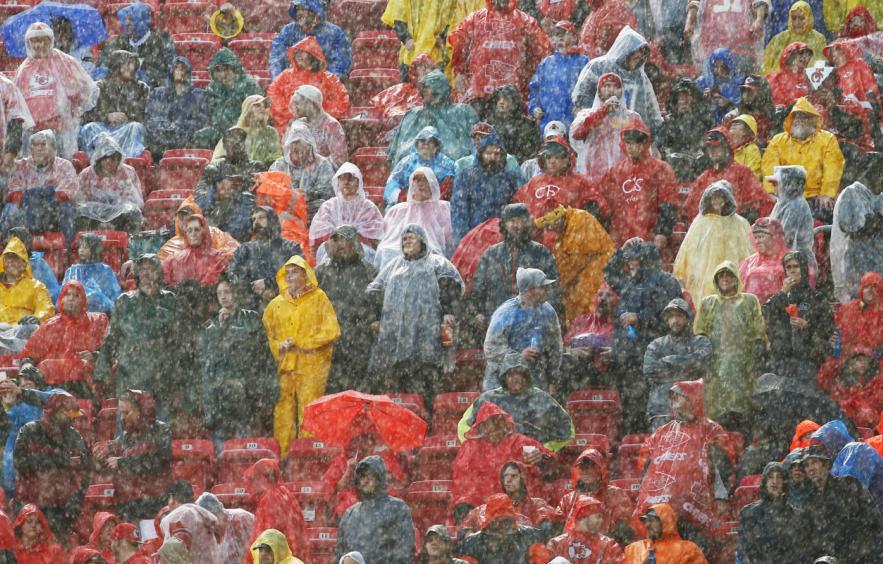 Fantasy Football Weather Report: Week 1