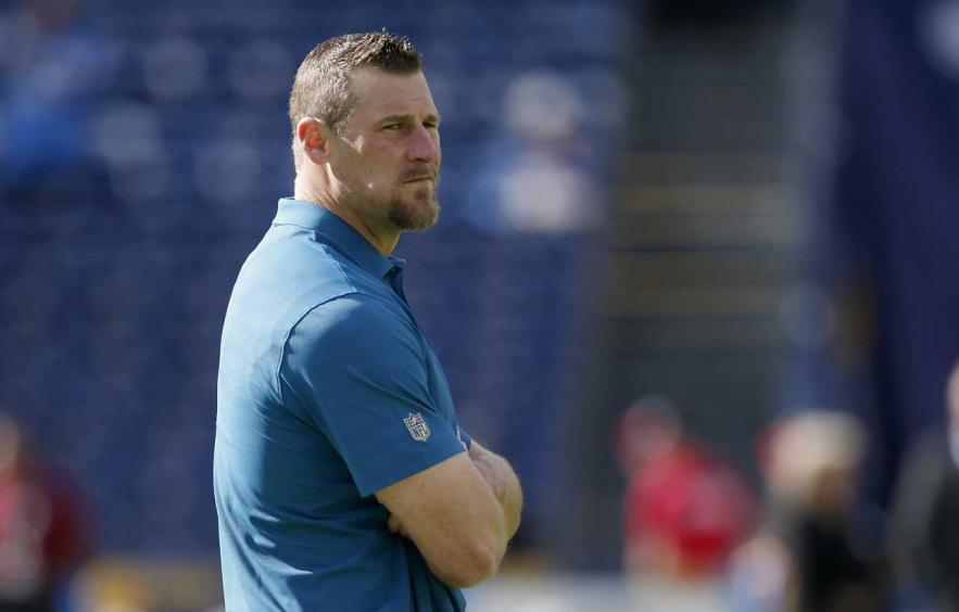 2021 NFL Win Totals Bet: Lions Under 5 Wins