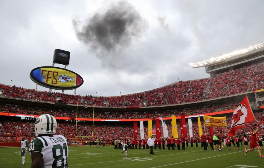 Fantasy Football Weather Report: Week 3