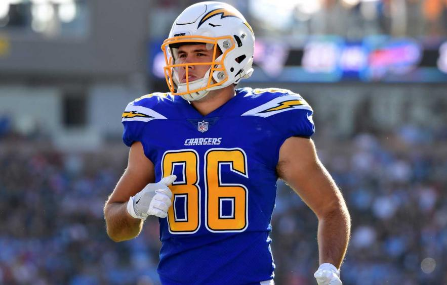 Never-Too-Early 2019 Tight End Rankings