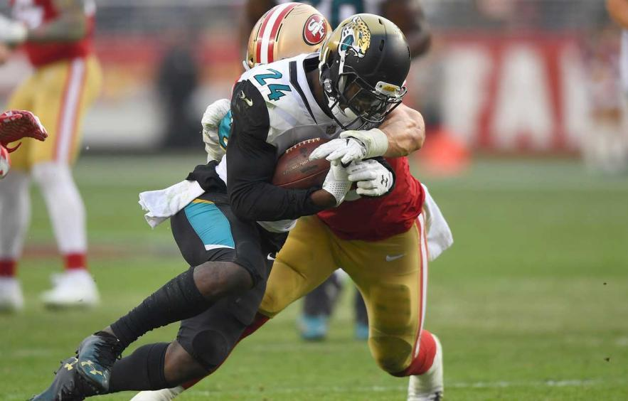 The Top DFS Running Back and Defense Stacks: Week 6