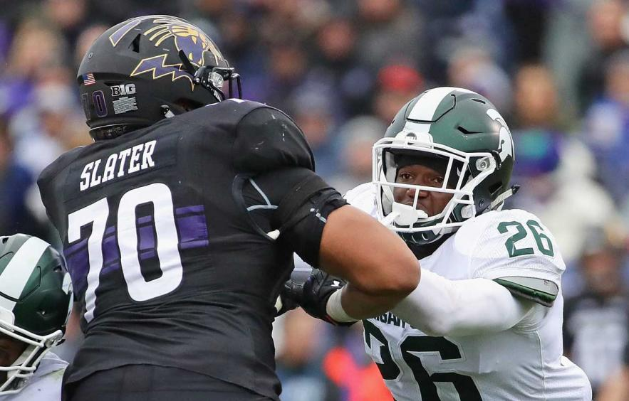 2021 NFL Draft Prop Bet: Is Rashawn Slater a Top-10 Pick?