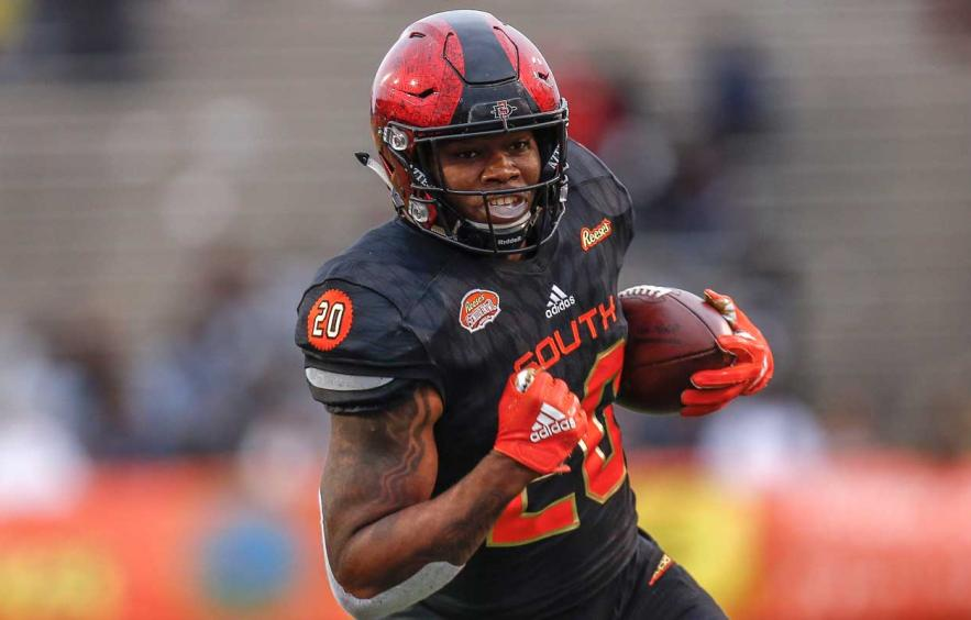 Forecasting 2018 NFL Rookie RB Success: 3-Year Model