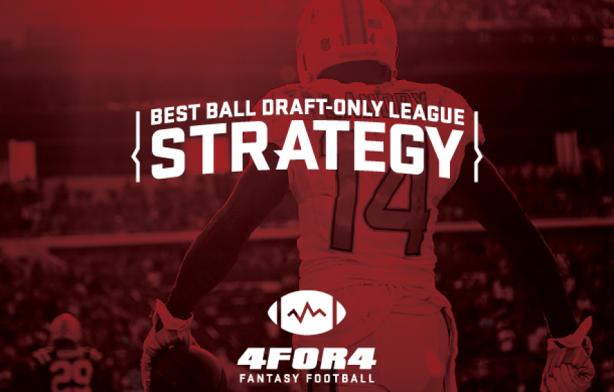 A First Look at Best-Ball ADP: MFL10 vs DRAFT