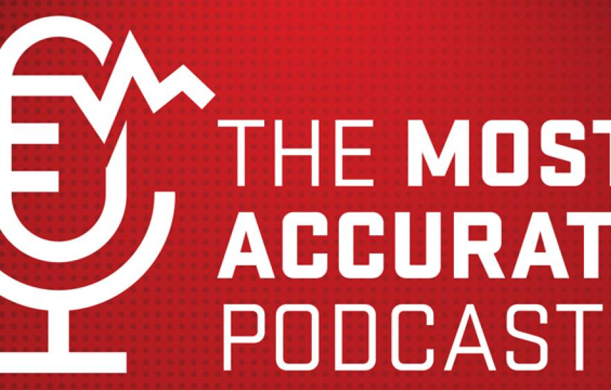 The Most Accurate Podcast: The Wide Receiver Episode