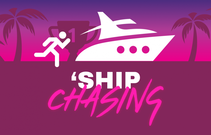 'Ship Chasing: Drafting From the 7 Hole & FFPC Tight End Strategy