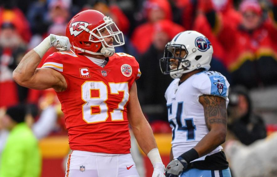 DFS Big Game Profiles: Tight End