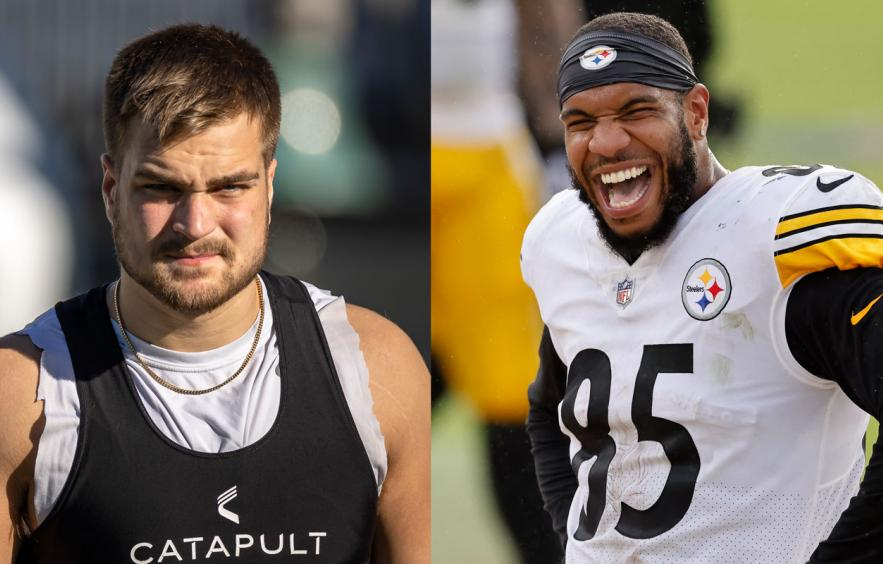 What to Do With the Steelers Tight Ends in 2021