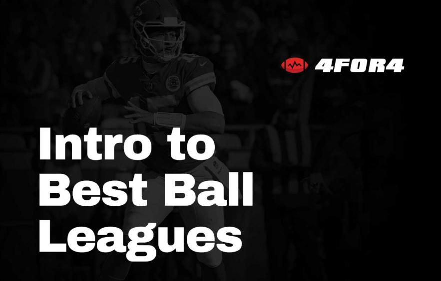 An Intro to Best Ball Leagues: Prizes, Rules & Basic Strategy