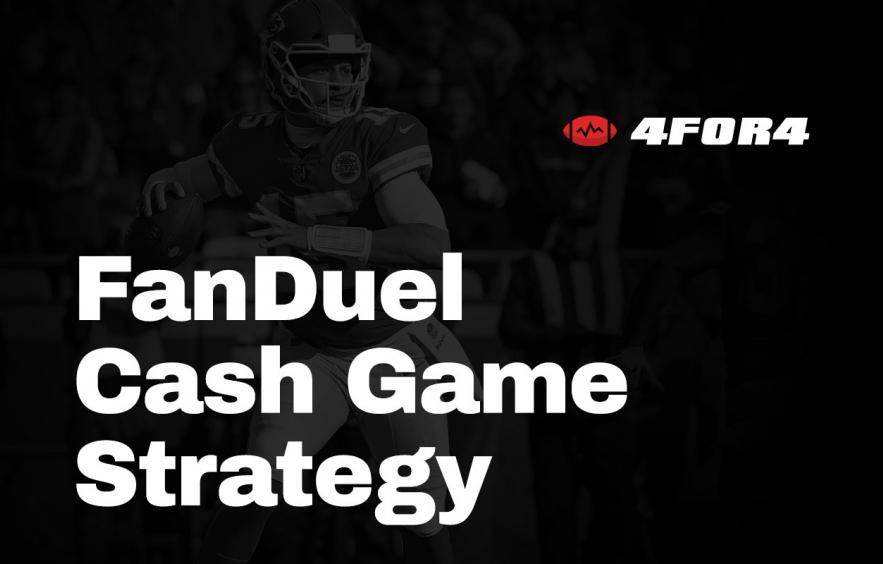 The Definitive Guide to FanDuel Cash Games
