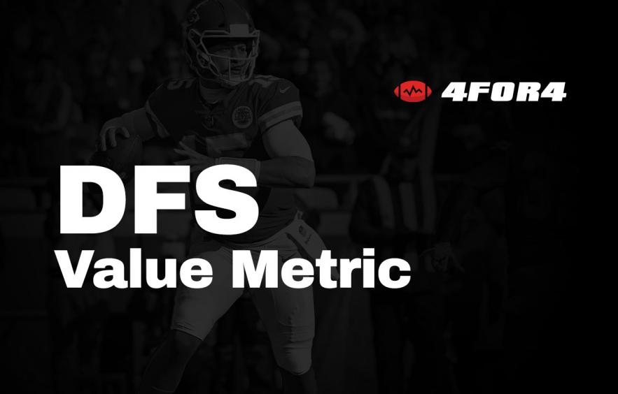 A DFS Value Metric To Remedy the Flaws of Points Per Dollar