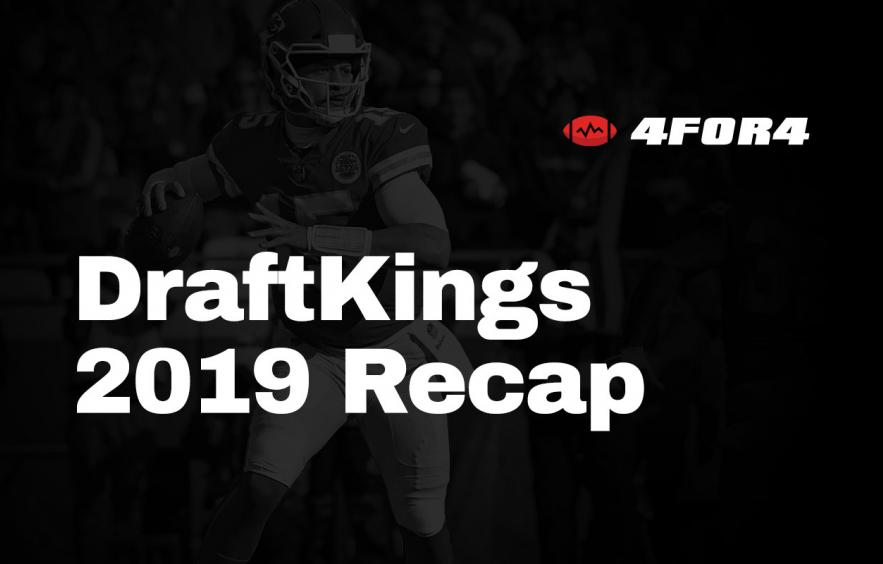 DraftKings Cash Games and GPPs: A 2019 Review