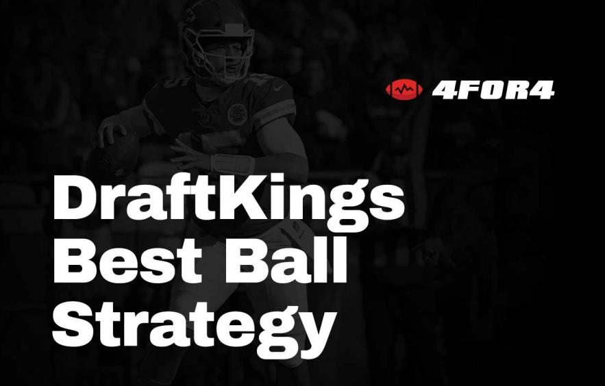 DraftKings Best Ball Tournament Strategy