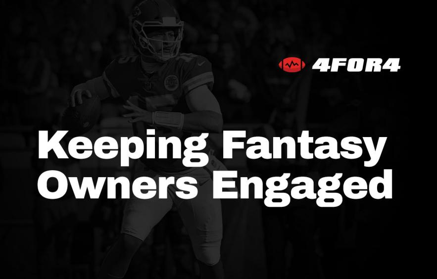 8 Ways to Keep Owners Engaged in Your Fantasy Football League