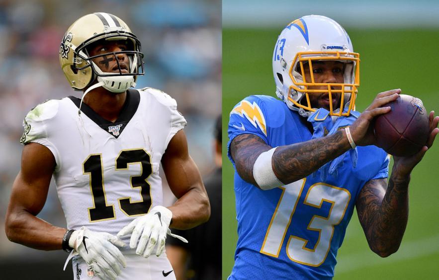 Fantasy Football Debate: Keenan Allen vs. Michael Thomas