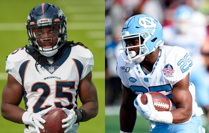 How to Approach the Broncos' Backfield in 2021