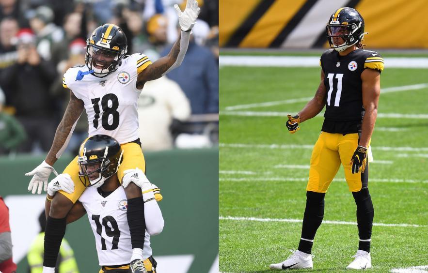 Depth Chart Battle: Steelers Wide Receivers