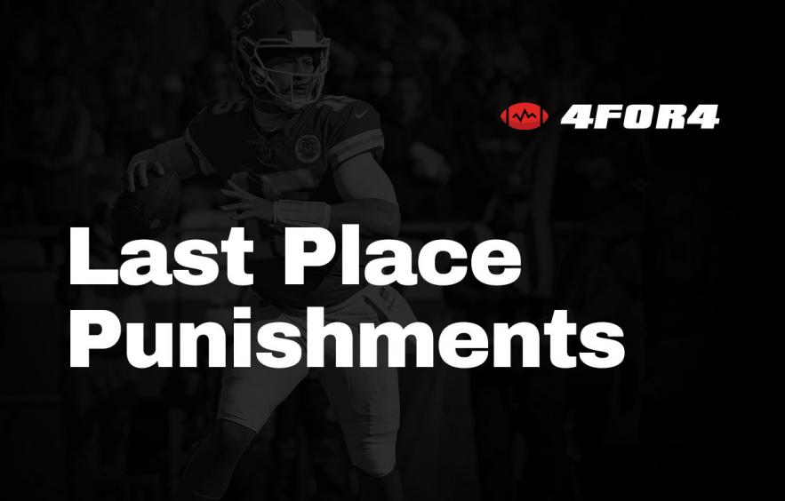 10 Last-Place Punishments for Your Fantasy League