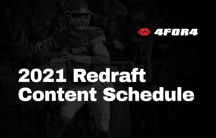 2021 Redraft (Season-Long) Content Preview