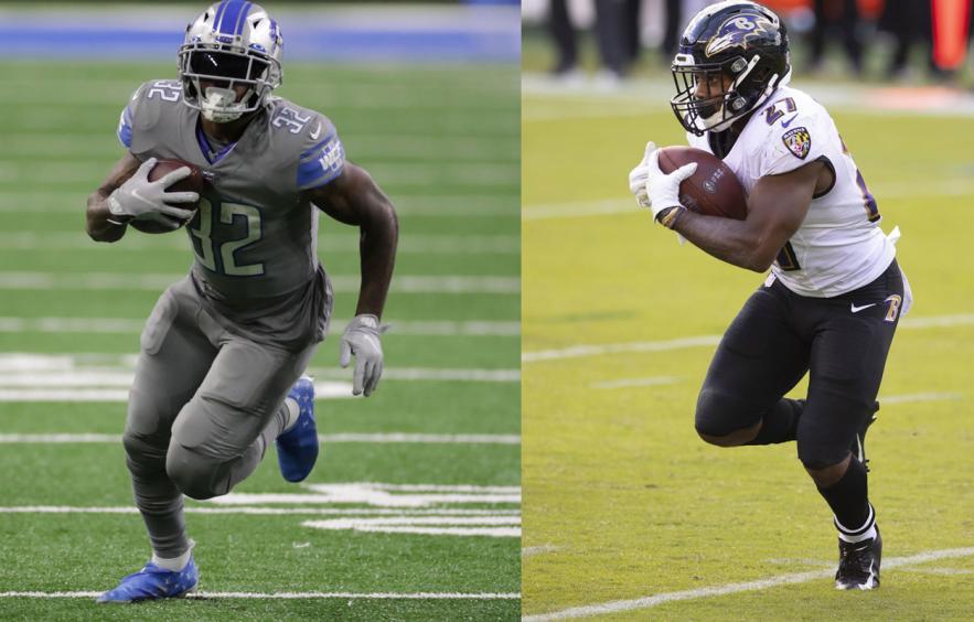 Fantasy Football Debate: D'Andre Swift vs. J.K. Dobbins
