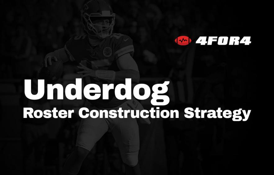 Underdog Best Ball Mania II Roster Construction Strategy