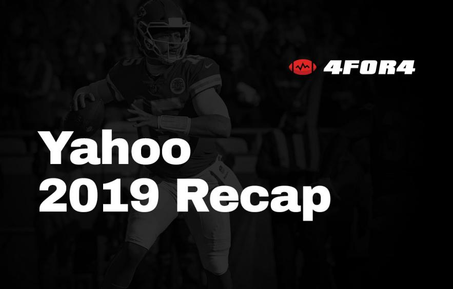 Yahoo DFS GPPs: A 2019 Review