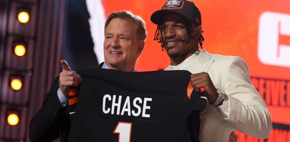 ja'marr chase draft
