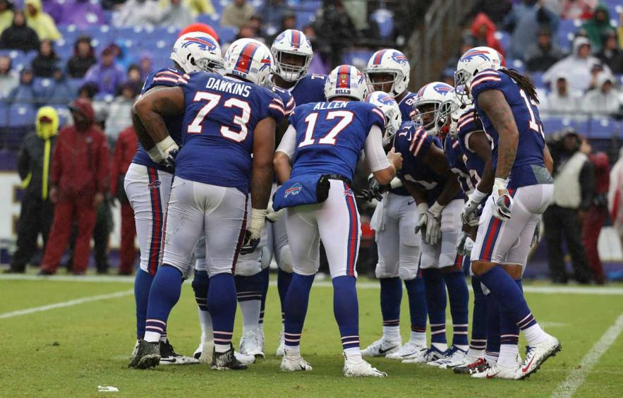 Can John Brown and Cole Beasley Revamp the Buffalo Bills Passing Attack?