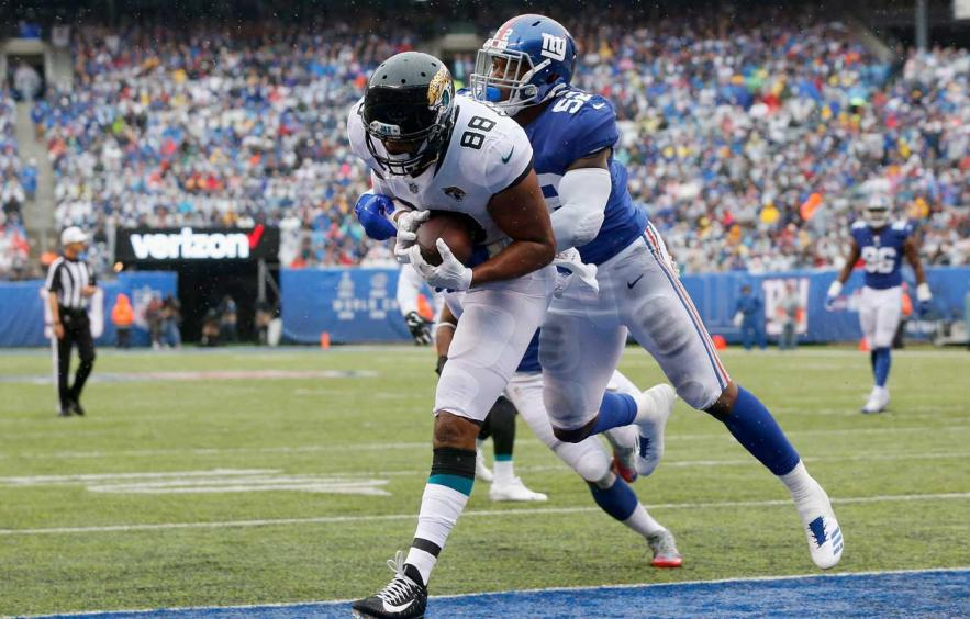 Austin Seferian-Jenkins Could Be the Go-to Guy in Jacksonville
