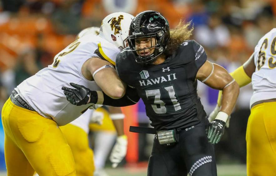 Forecasting 2019 NFL Rookie LB Success: 3-Year Model