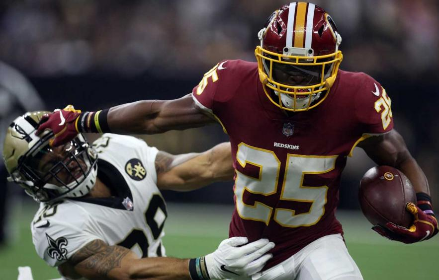 Chris Thompson is the Running Back to Buy in Washington