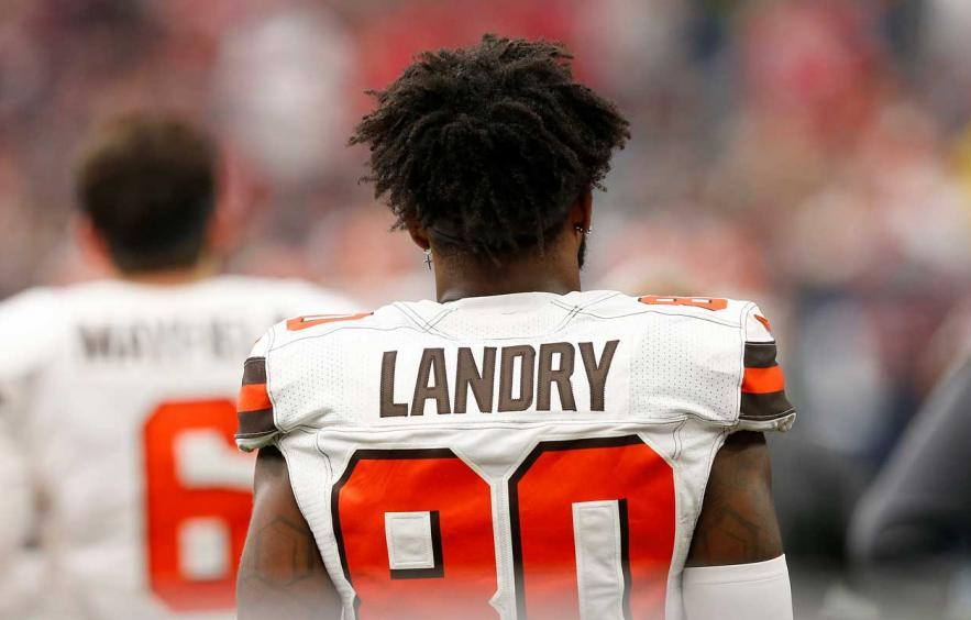 The Jarvis Landry Fantasy Football Party is Over