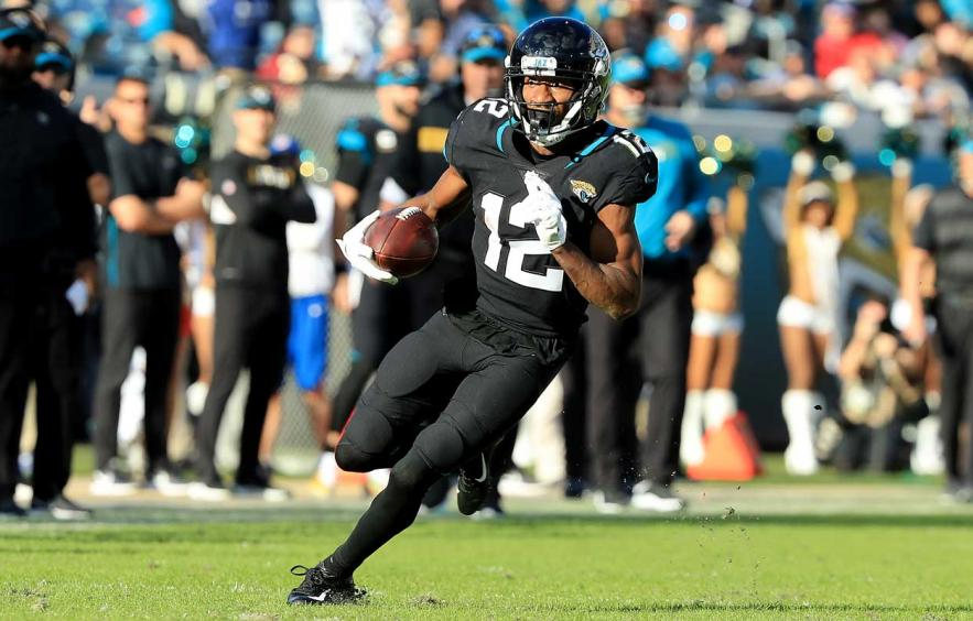 Nick Foles Boosts Dede Westbrook's Fantasy Value
